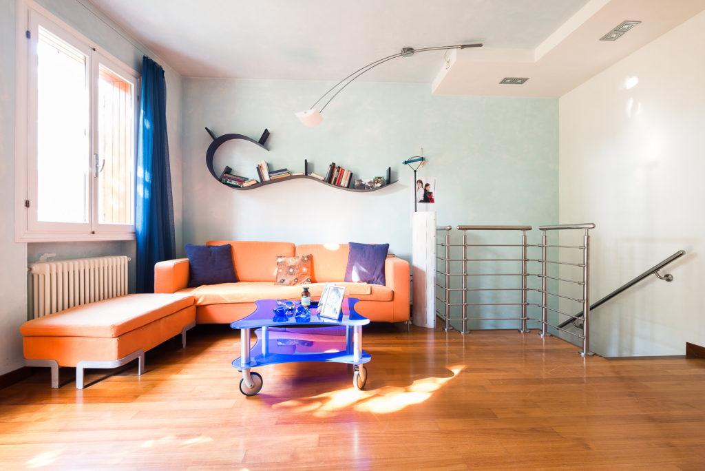 Vendita appartamento su 2 livelli in prima fila sul mare di Lignano ...